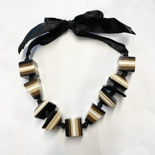 Liquorice all sorts necklace